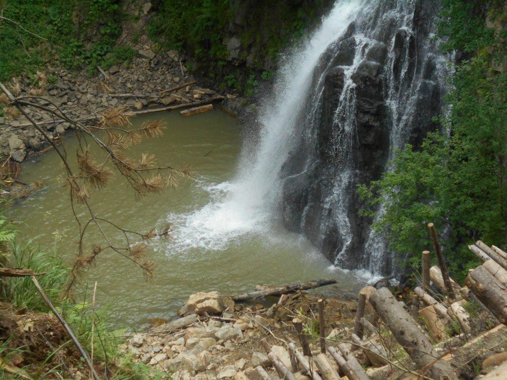 cascada bucias
