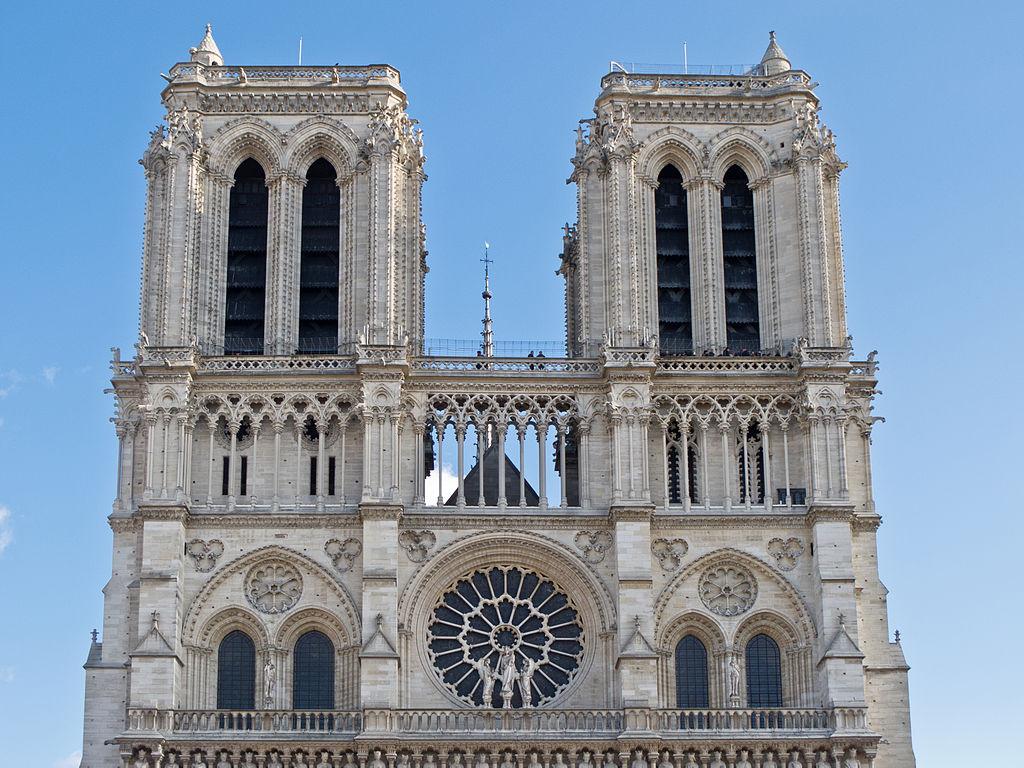 catedrala Notre Dame de Paris