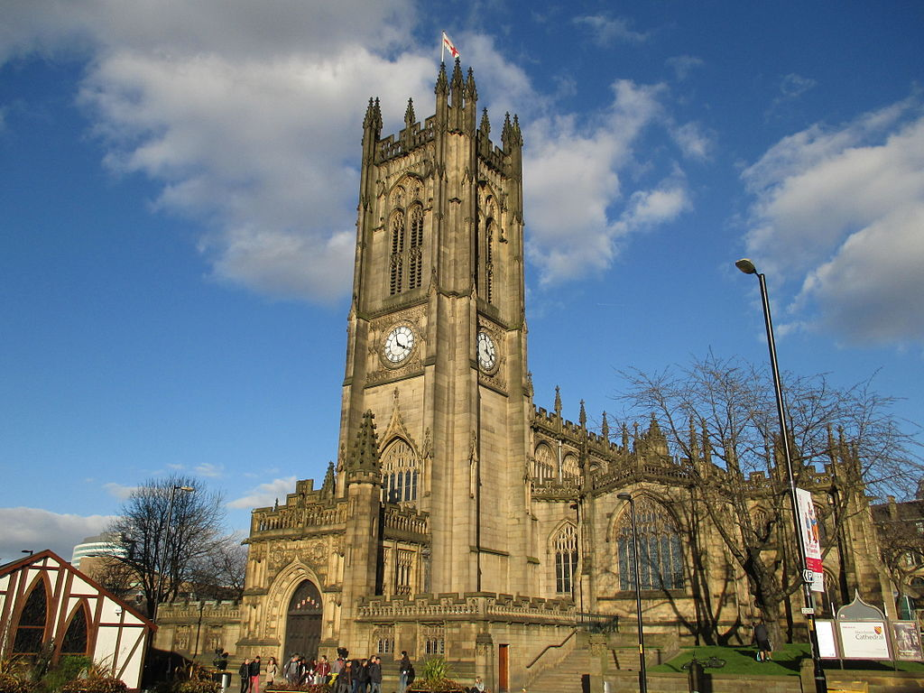 catedrala din Manchester