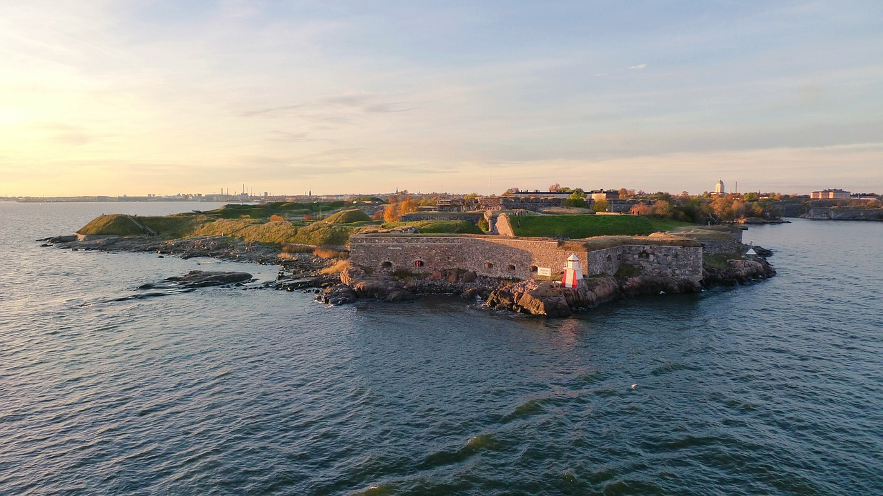 fortificatia Suomenlinna