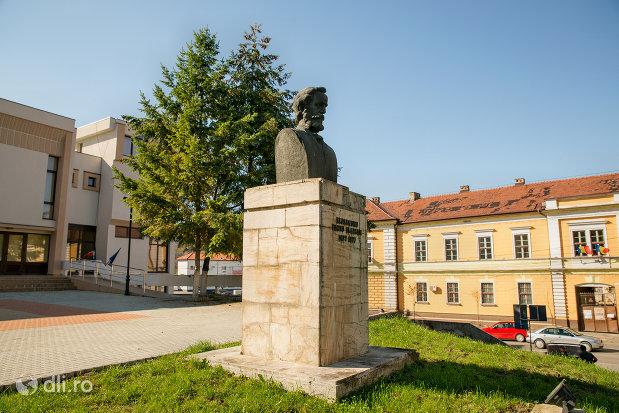 imagine-cu-bustul-lui-aexandru-papiu-ilarian-din-zalau-judetul-salaj.jpg