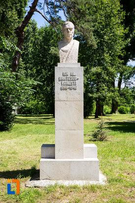 imagine-cu-bustul-lui-ion-al-bratescu-voinesti-din-targoviste-judetul-dambovita.jpg