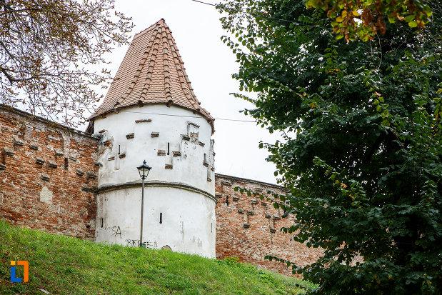 imagine-cu-latura-de-vest-bastionul-rotund-si-turn-curtine-fragmente-a-cetatii-din-medias-judetul-sibiu.jpg