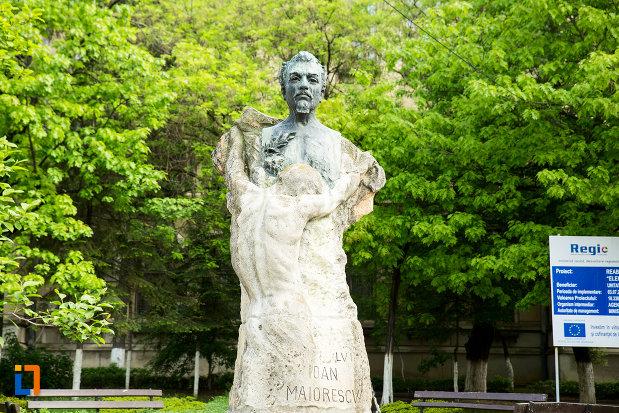 imagine-cu-statuia-lui-ioan-maiorescu-din-craiova-judetul-dolj.jpg