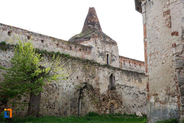 imagine-cu-turn-si-perete-interior-cetatea-aiudului-judetul-alba.jpg