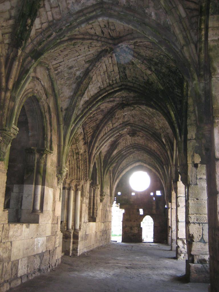 interior castel Al Husn