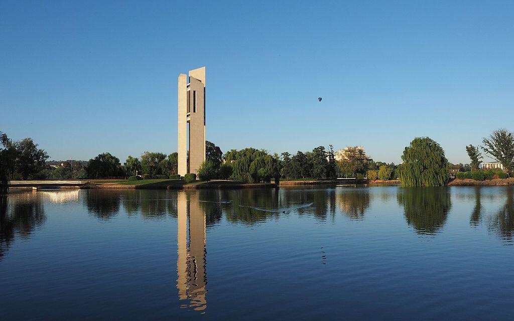 monumentul Australian National Carillon