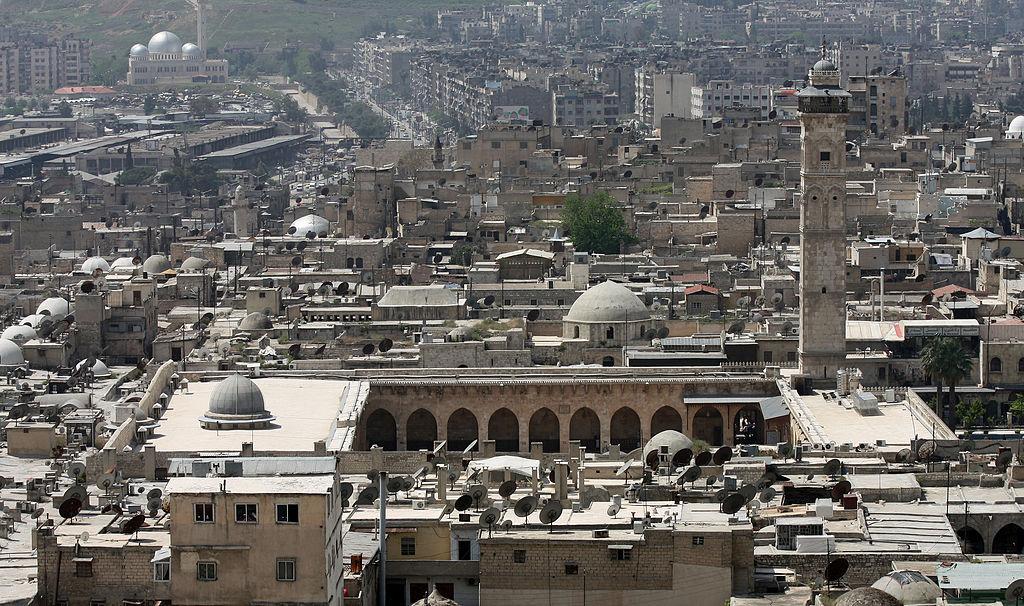 moschee Alep