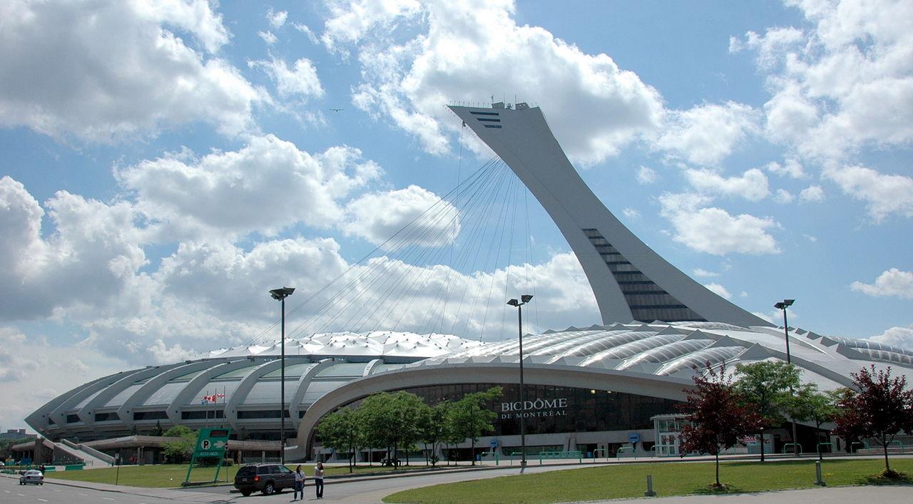 muzeul modern Montreal Biodome