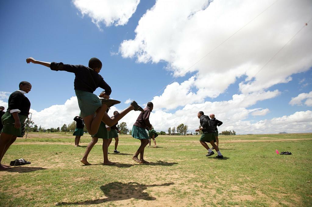 oameni Lesotho