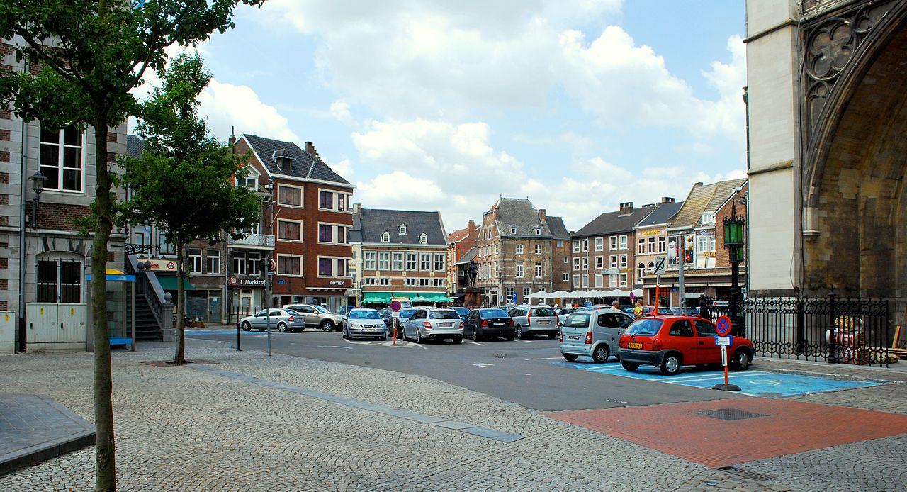 orașul Tongeren