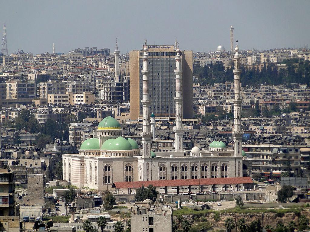 orasul Alep