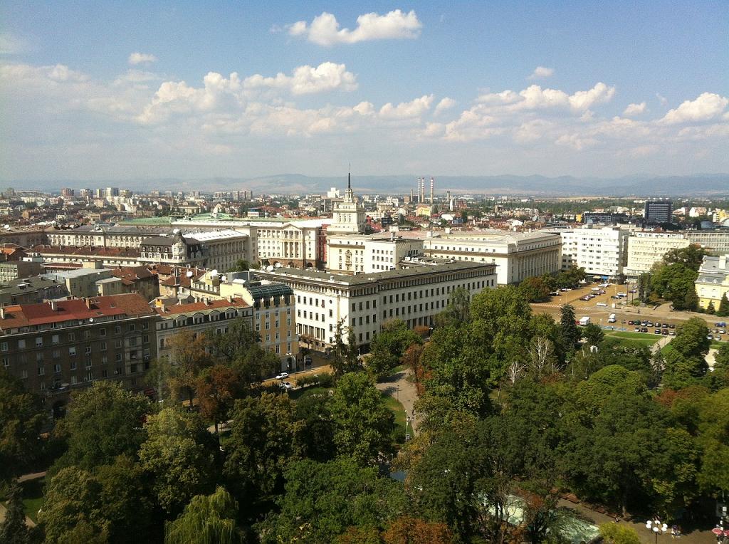 orasul Sofia