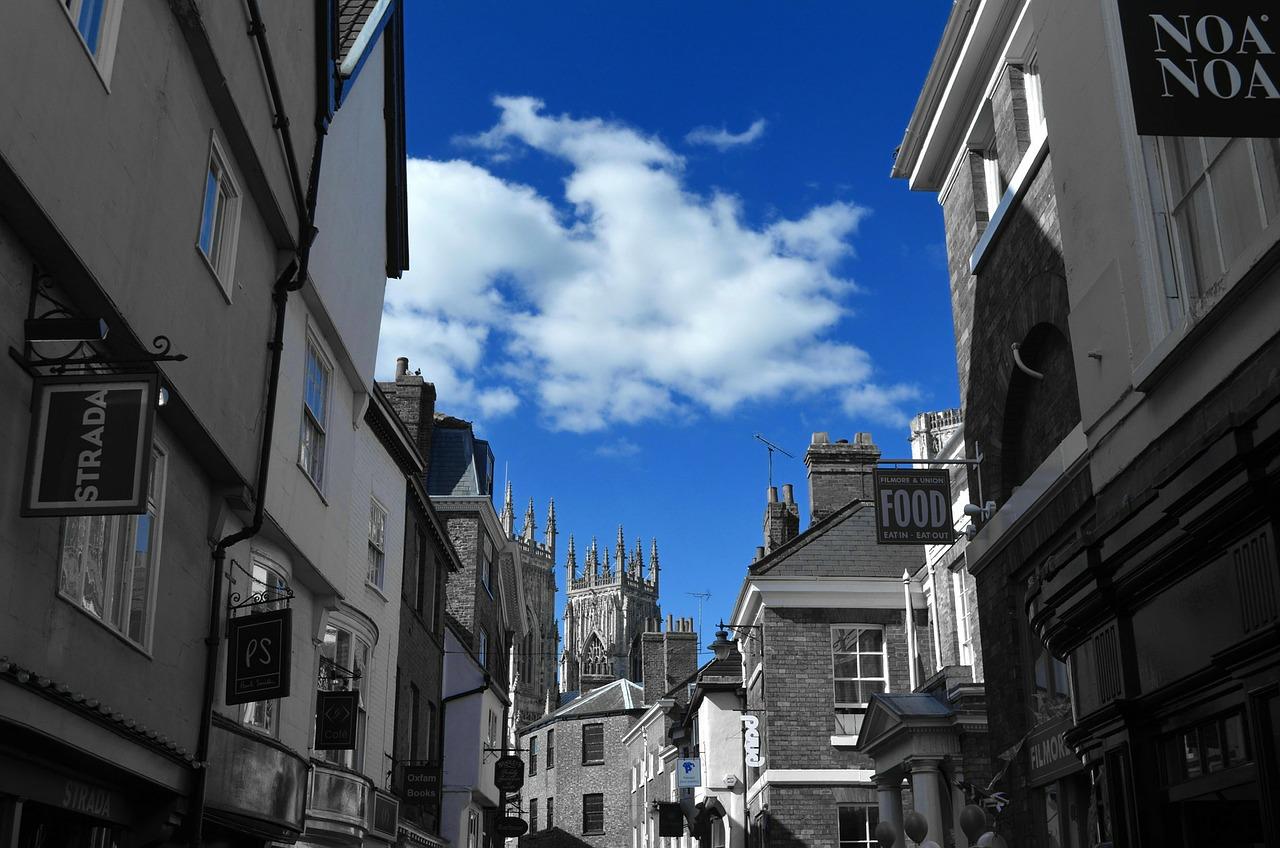 orasul York