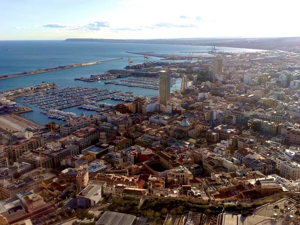 orasul vechi din Alicante