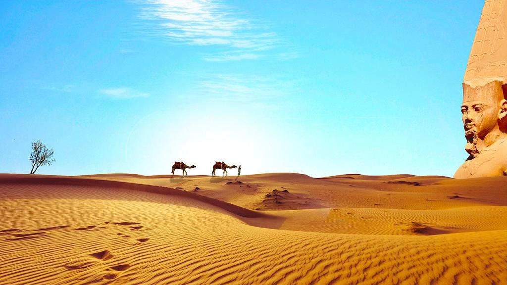 panorama Egipt