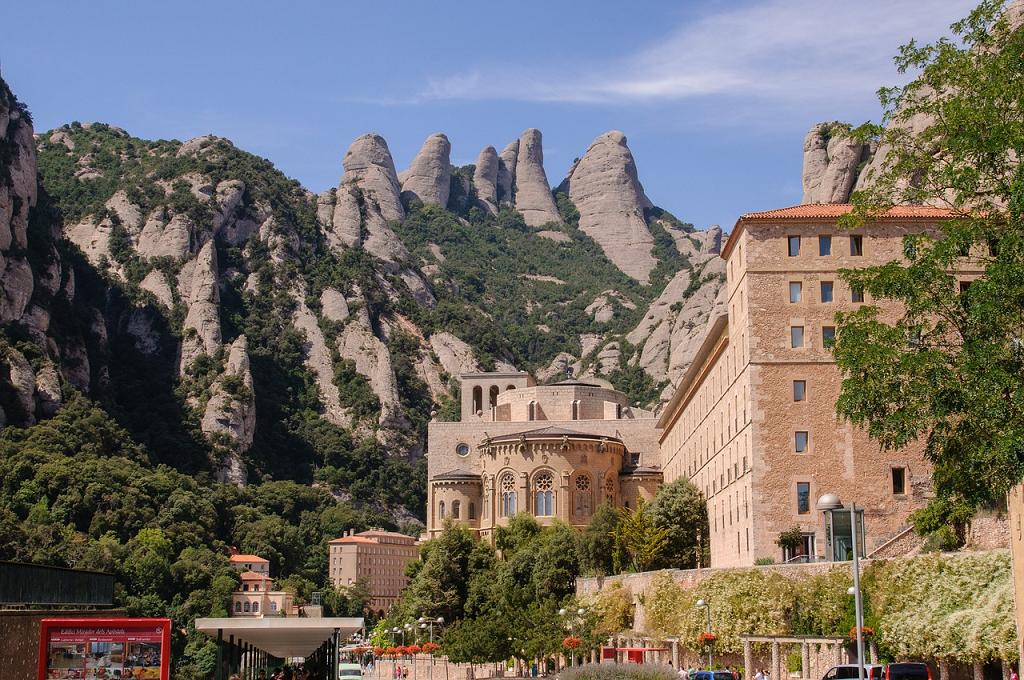 panorama Montserrat