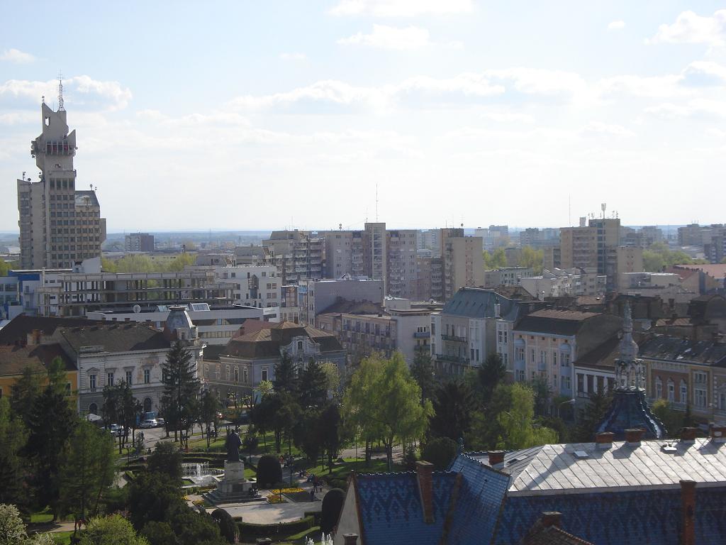 panorama Satu Mare