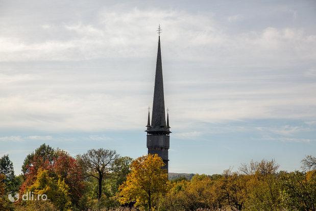 panorama-cu-turnul-de-la-biserica-de-lemn-sfintii-arhangheli-mihail-si-gavril-din-surdesti-judetul-maramures.jpg