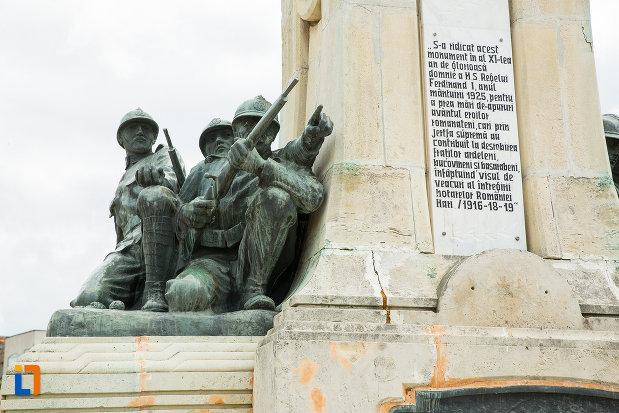 Imagini pentru Caracal Monumentul eroilor