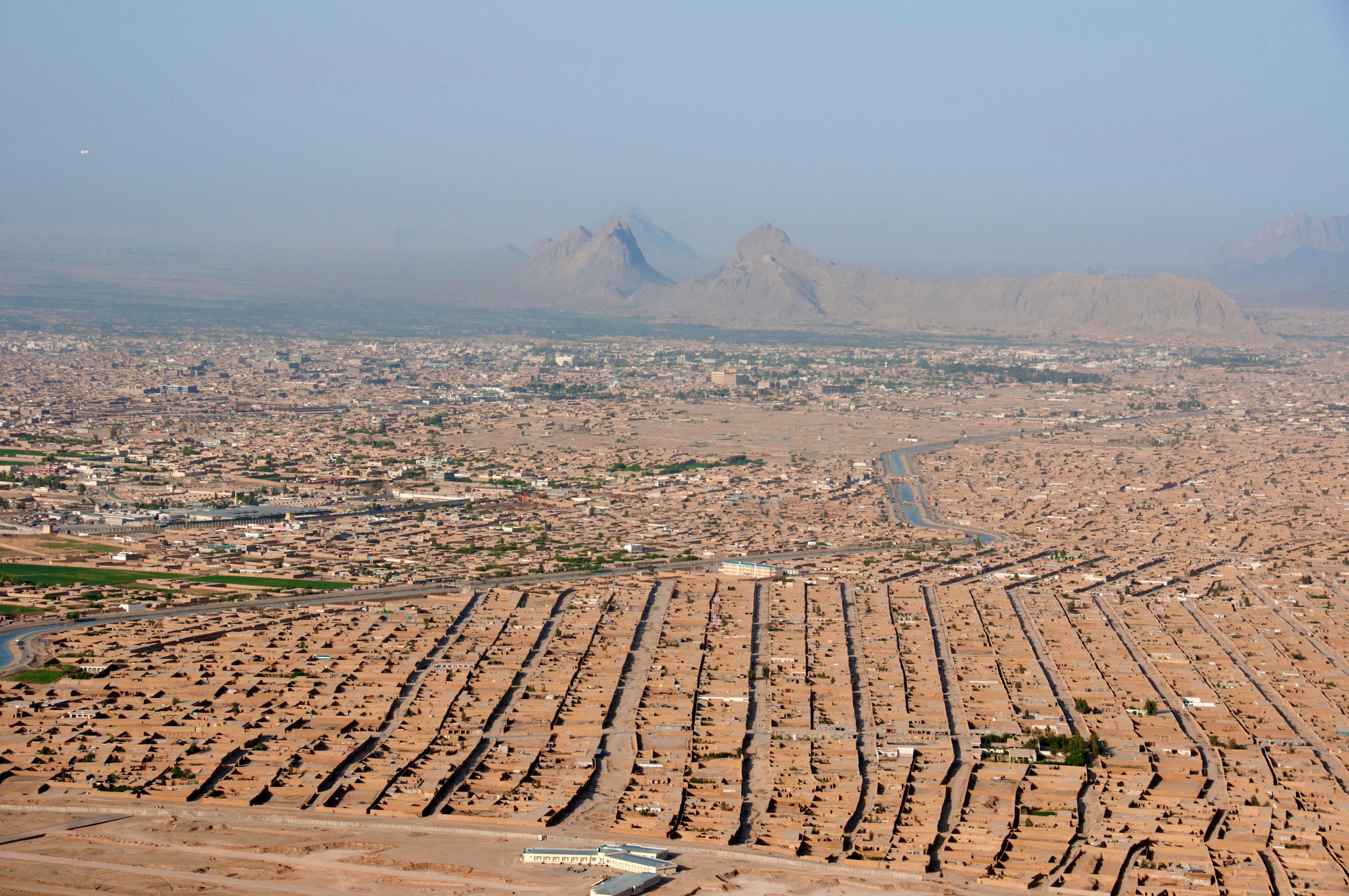 peisaj Afganistan