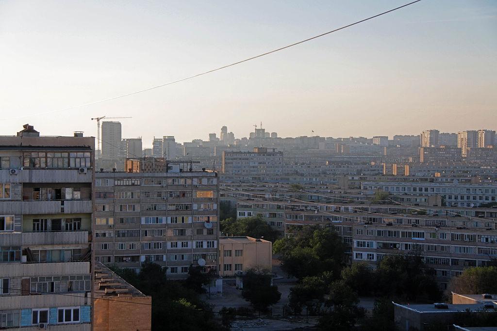 peisaj Aktau