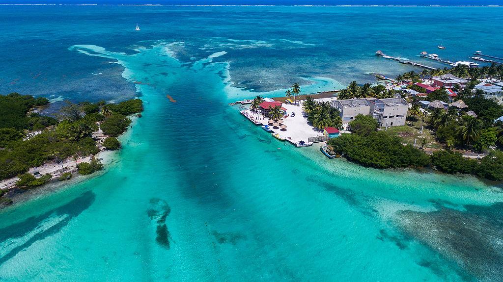 peisaj Belize
