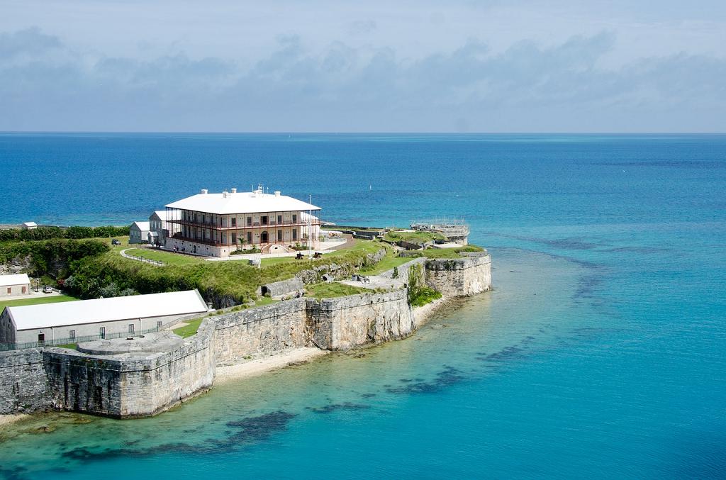 peisaj Bermude