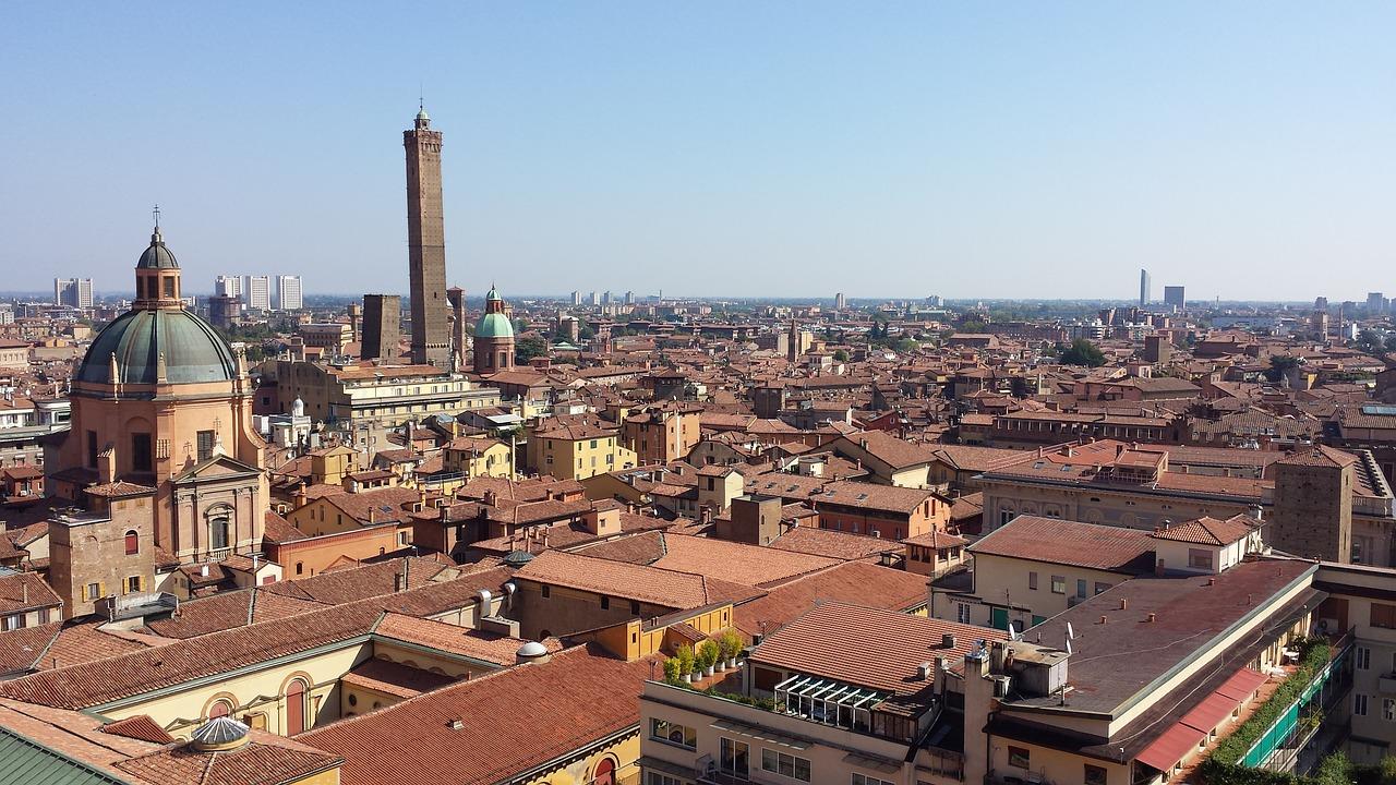 peisaj Bologna