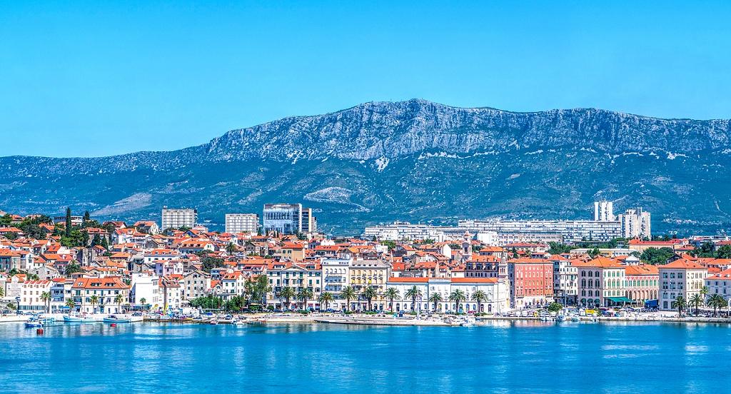 peisaj Croatia