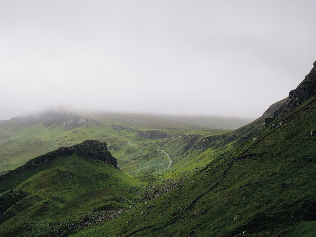 peisaj Irlanda