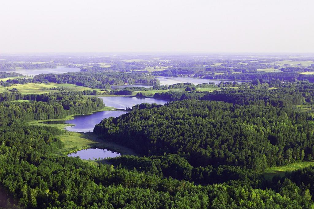 peisaj Lituania