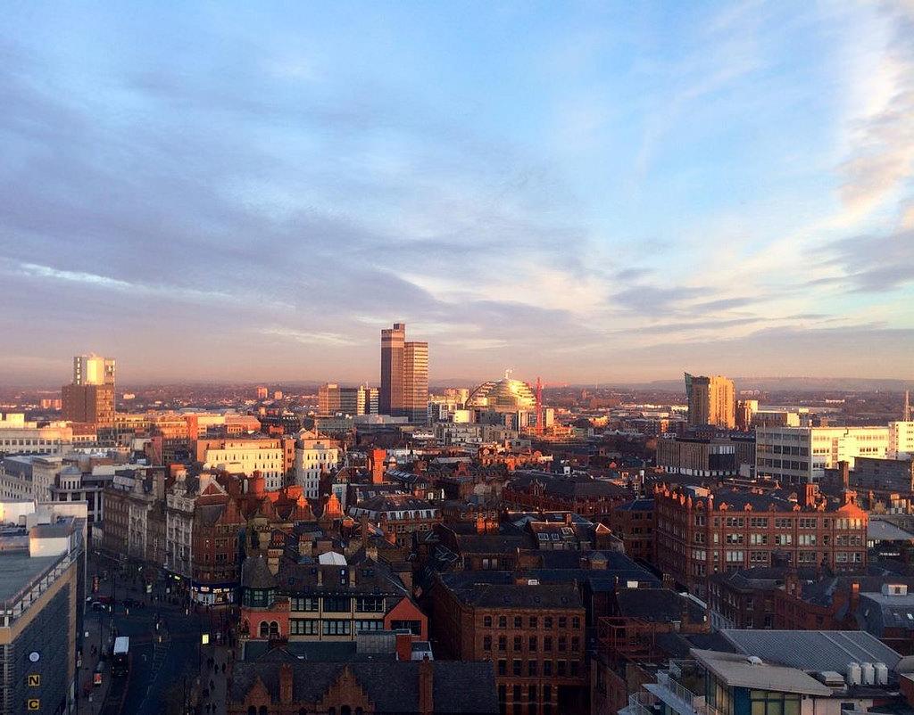 peisaj Manchester
