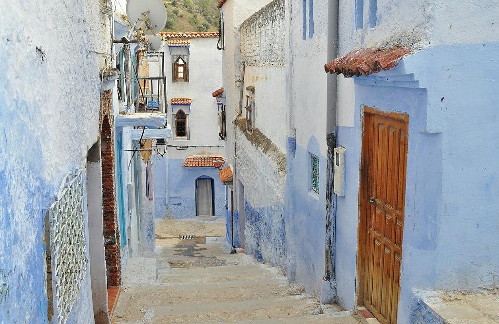 peisaj Maroc