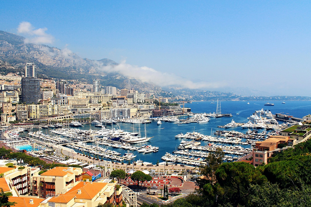 peisaj Monaco