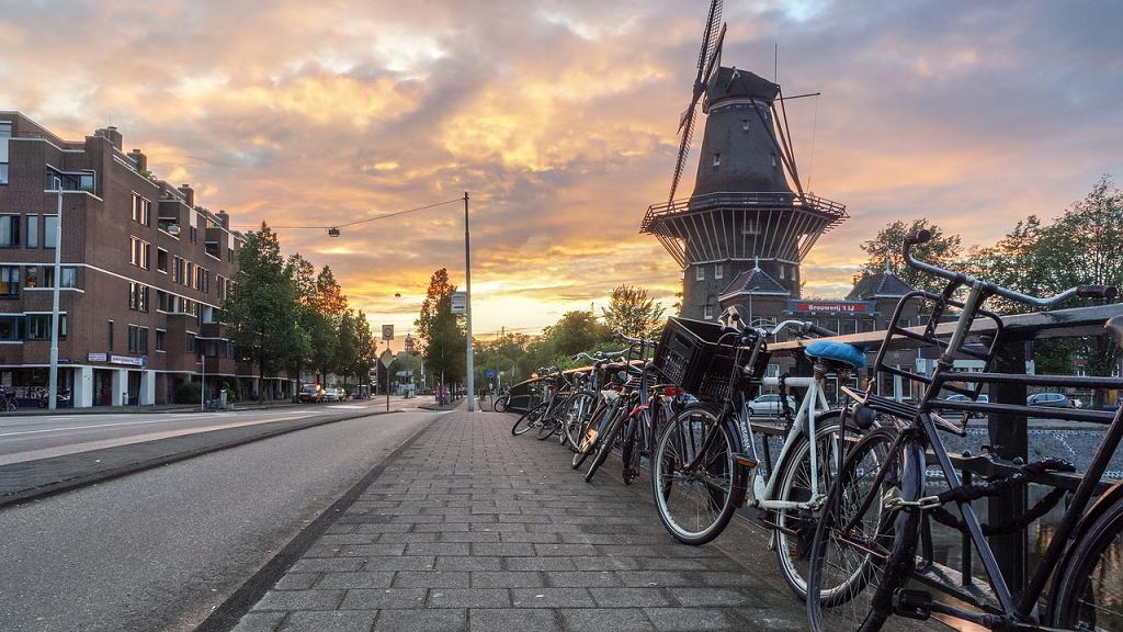 peisaj Olanda