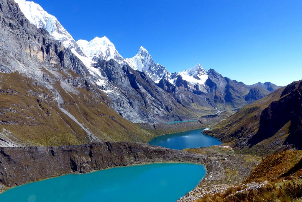 peisaj montan Peru