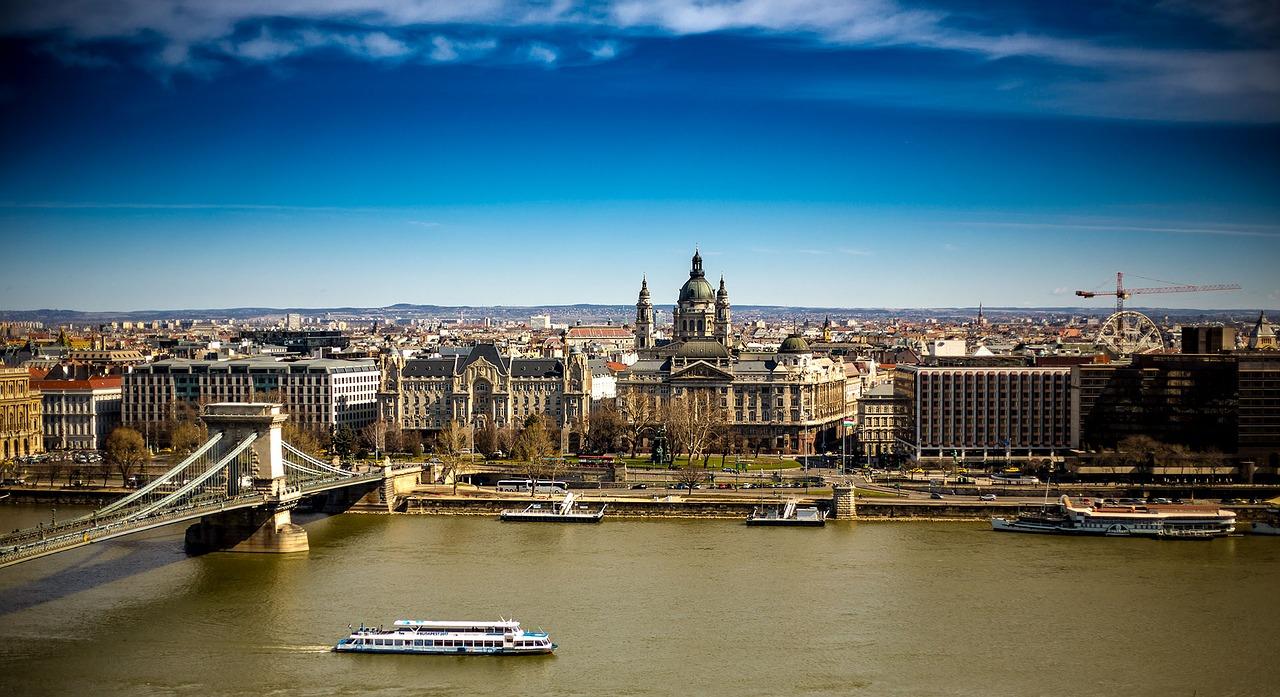 peisaj Budapesta