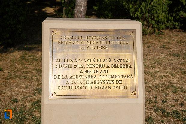 placuta-aniversara-pentru-cetatea-aegyssus-monumentul-independentei-1899-din-tulcea-judetul-tulcea.jpg