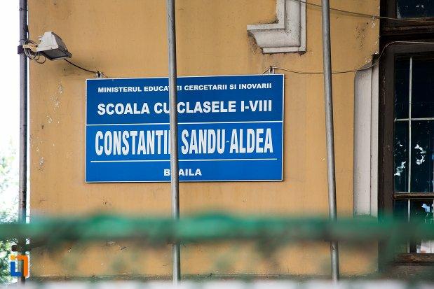placuta-cu-scoala-sandu-aldea-din-braila-judetul-braila.jpg