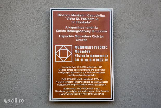 placuta-de-pe-biserica-manastirii-capucinilor-vizita-sf-fecioare-la-sf-elisabeta-din-oradea-judetul-bihor.jpg