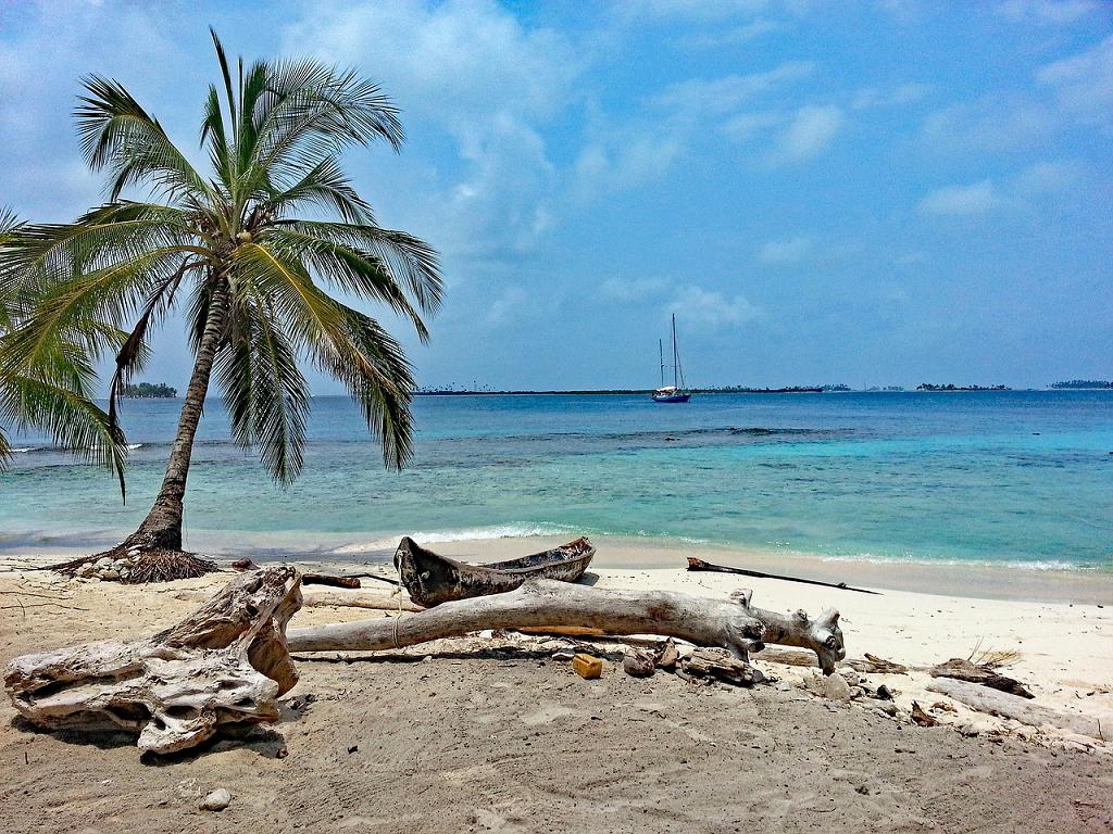 plaja Panama