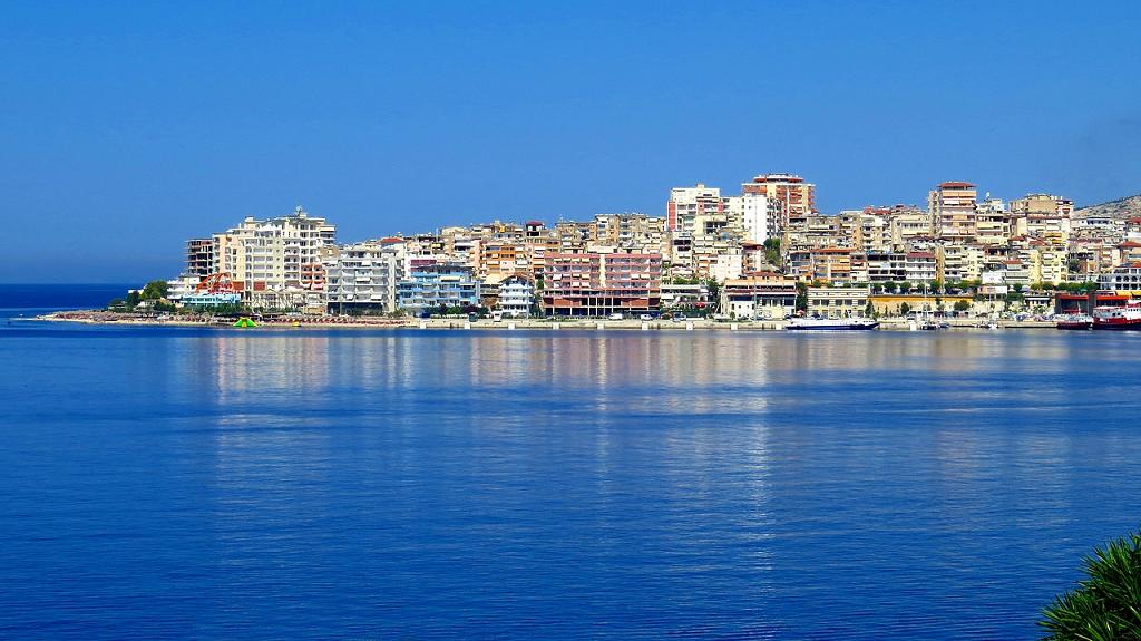 plaje Albania