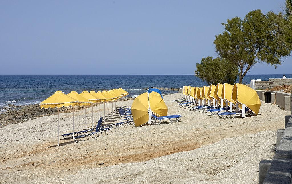 plaje Anissaras