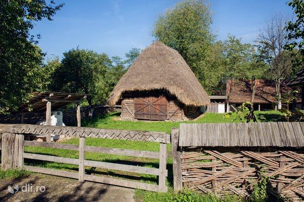 poarta-din-lemn-si-grajd-muzeul-satului-osenesc-din-negresti-oas-judetul-satu-mare.jpg