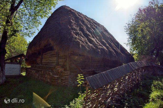 poiata-cu-acoperis-din-paie-muzeul-satului-osenesc-din-negresti-oas-judetul-satu-mare.jpg