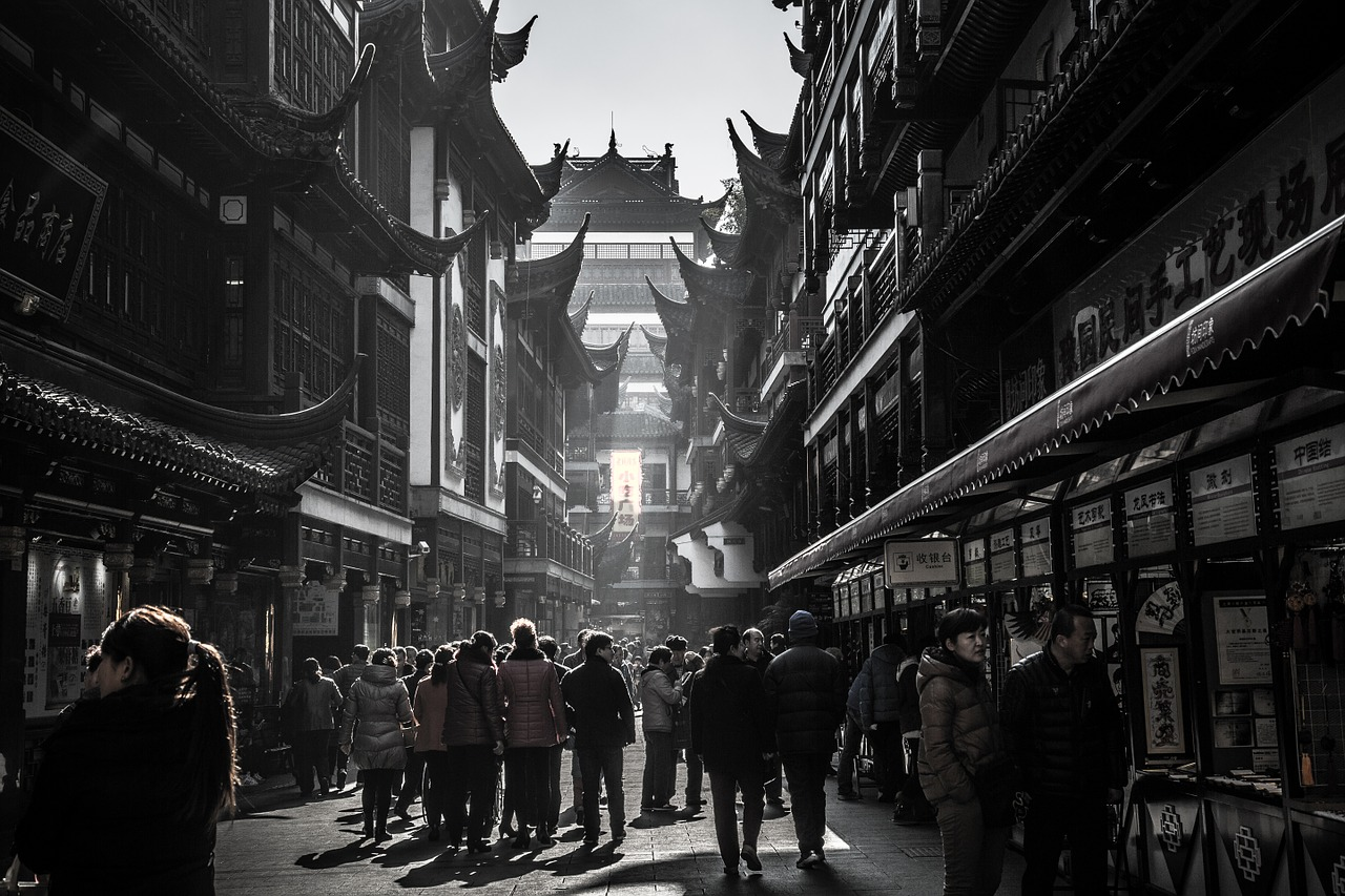 populatie Shanghai