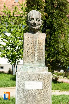 poza-cu-bustul-lui-gheorghe-uscatescu-din-targu-carbunesti-judetul-gorj.jpg