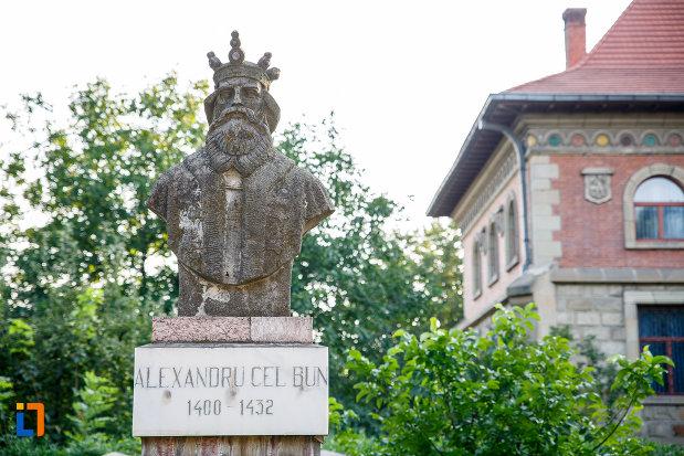 prim-plan-cu-bustul-lui-alexandru-cel-bun-din-radauti-judetul-suceava.jpg