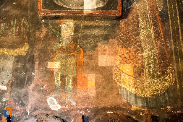 soldat-pictat-in-manastirea-strehaia-judetul-mehedinti.jpg
